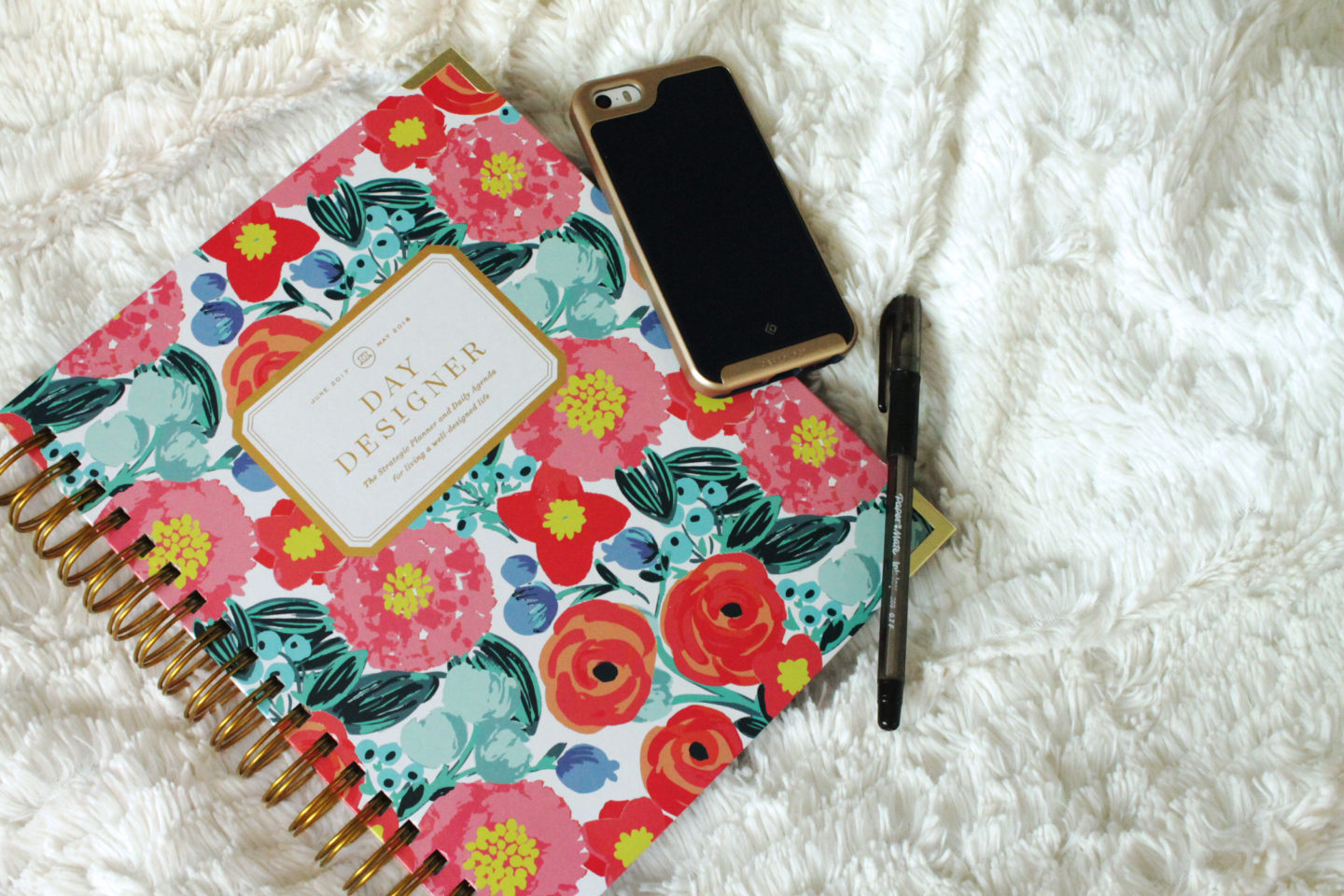 Day Planner and Phone Planner