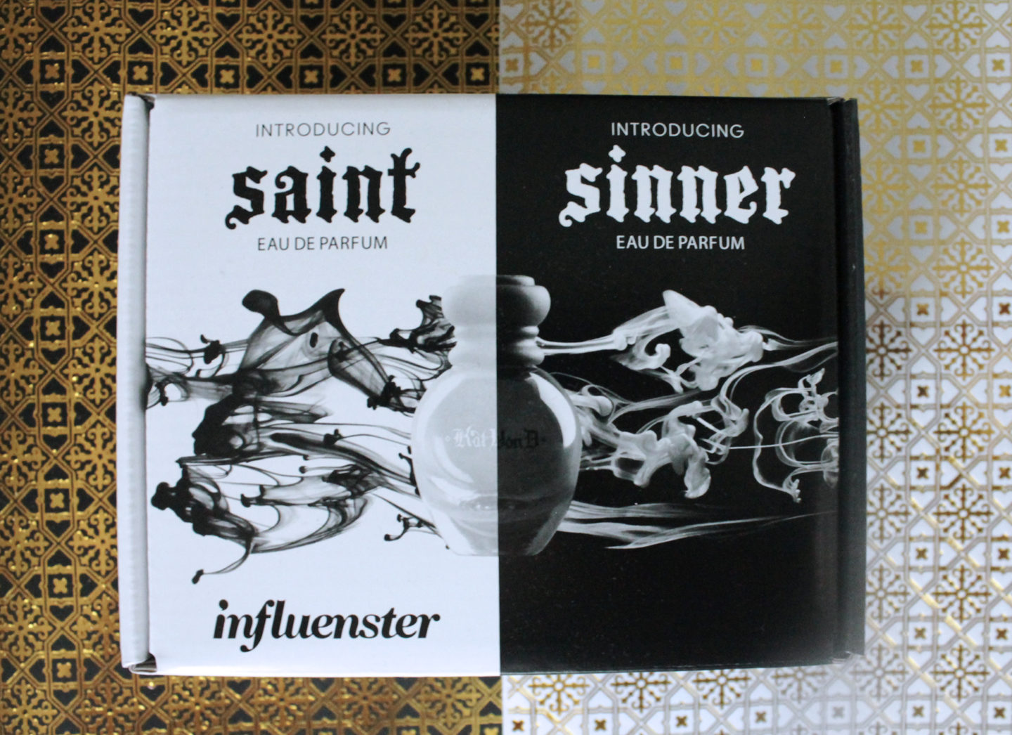 Saint and Sinner Influenster Box