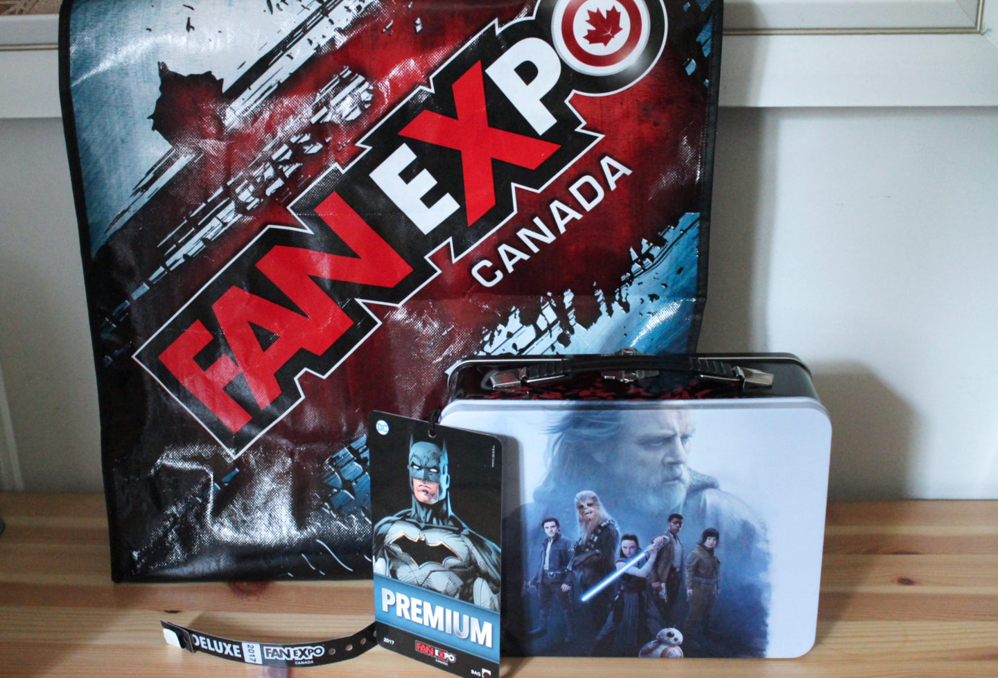Fan Expo Canada Premium Package