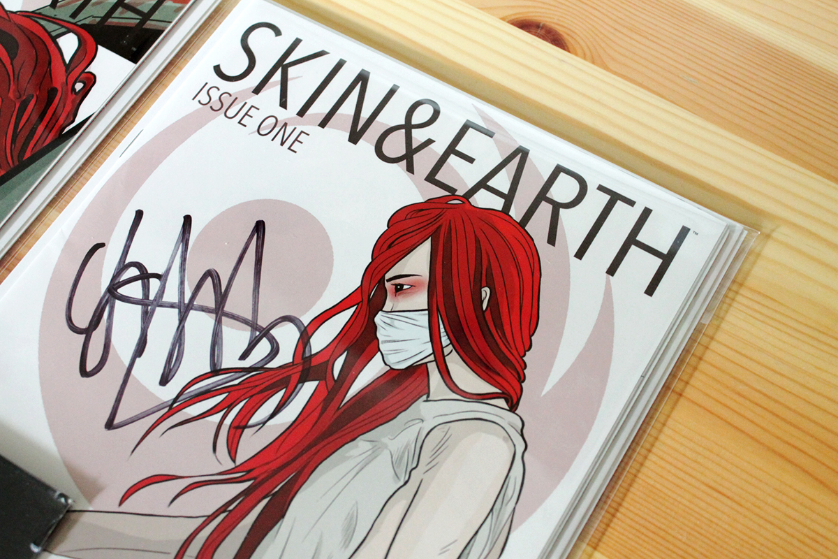 Skin and Earth Issue 1