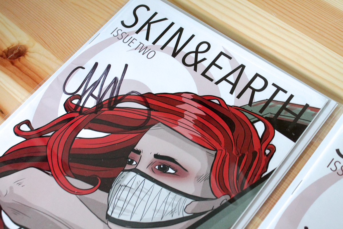 Skin and Earth Issue 2