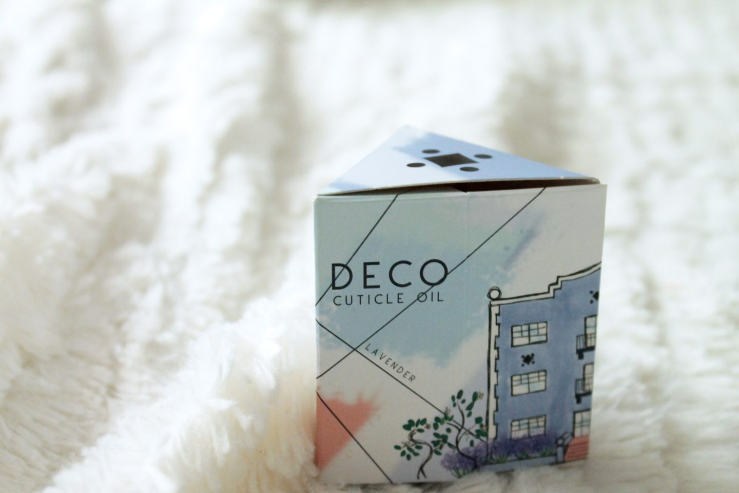 Deco Miami Cuticle Oil