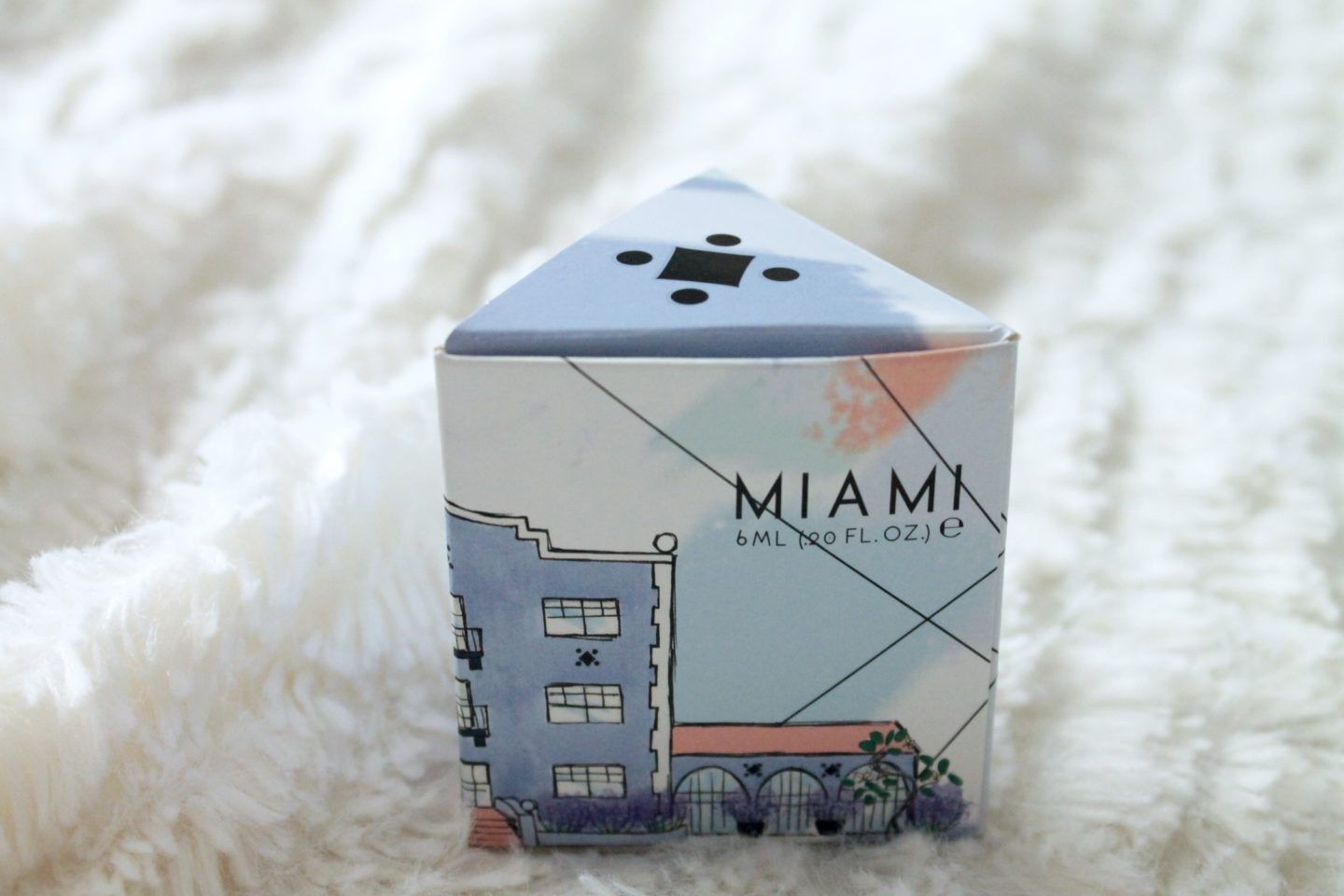 Deco Miami Cuticle Oil Box