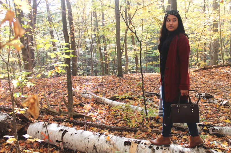 Fall Outfit Transitional Style Vanessa Kingson