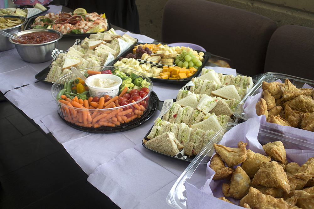 Plan A Baby Shower Catering Vanessa Kingson